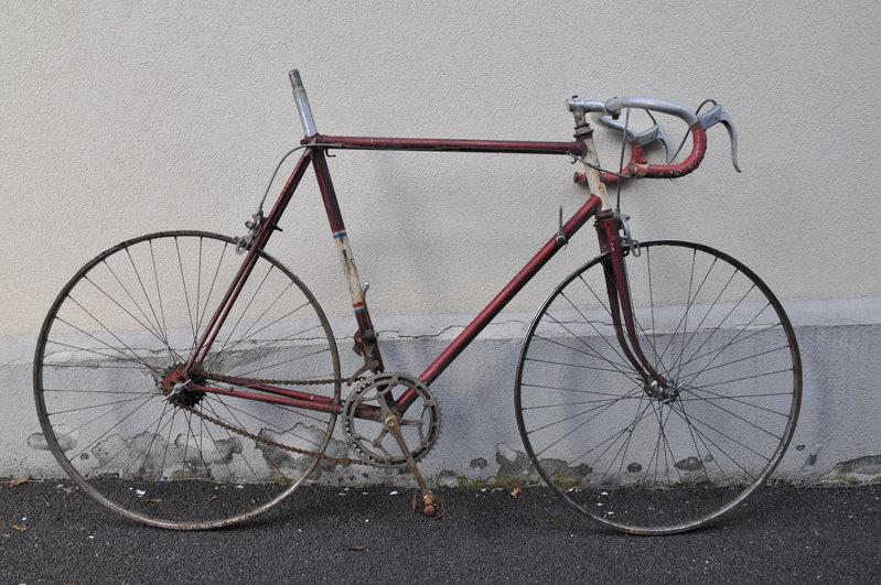 """""""Tour de France"""", cadre full Vitus des années 50 Dsc_2810"""
