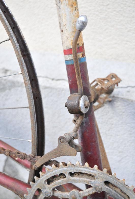 """""""Tour de France"""", cadre full Vitus des années 50 Dsc_2811"""