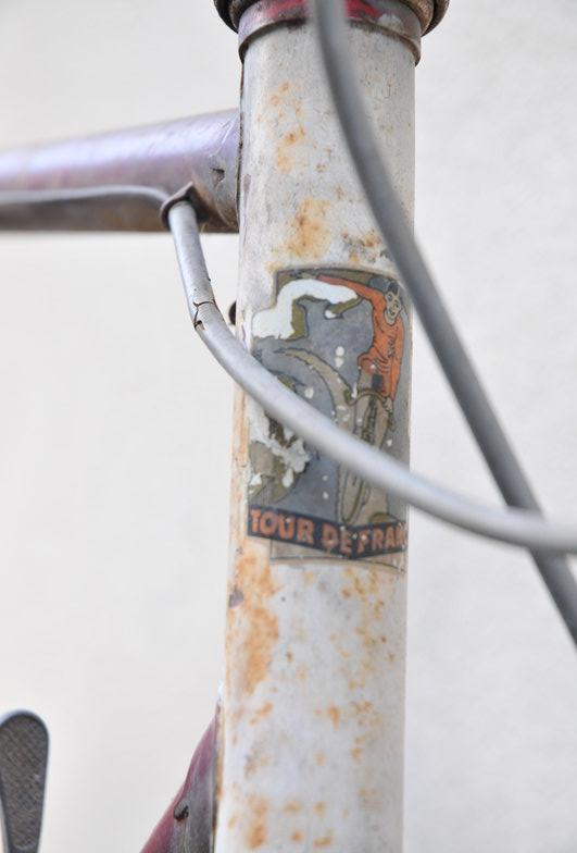 """""""Tour de France"""", cadre full Vitus des années 50 Dsc_2913"""