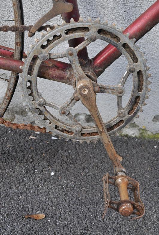 """""""Tour de France"""", cadre full Vitus des années 50 Dsc_2915"""