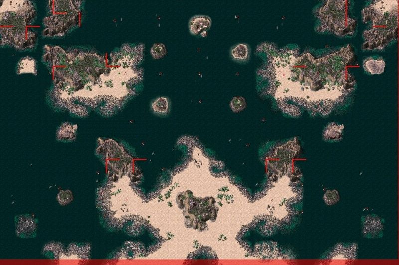 The War Galley: A second look at Veruna/Aramon naval balance Island11