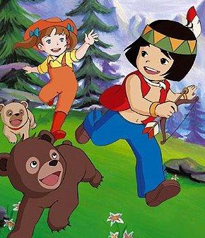 Poster le titre d'un dessin animé des 80 ou 90 et une photo Bouba-10