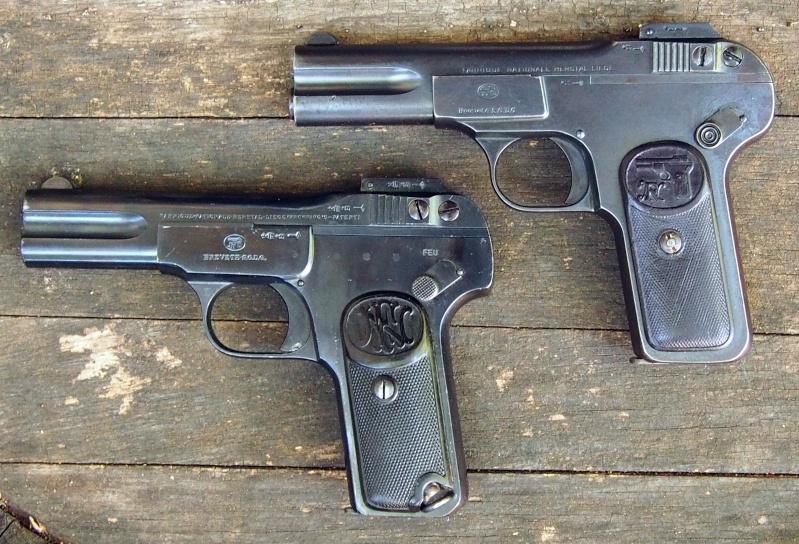 Browning 1900 et armée Française 3660-211