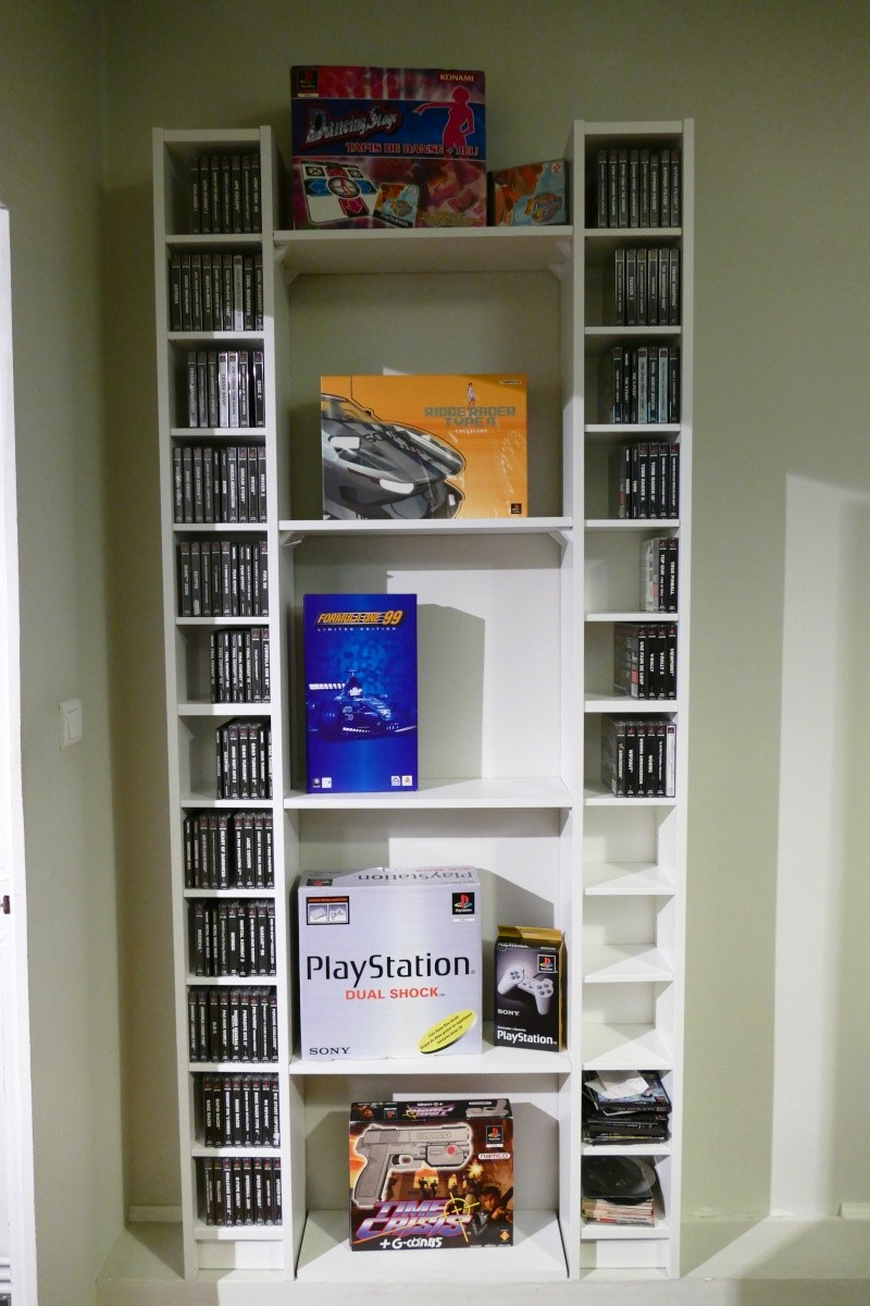 Ma collection PS1 qui devriendra fullset  P1030911