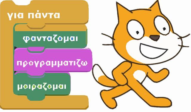 Halandri Scratch Community