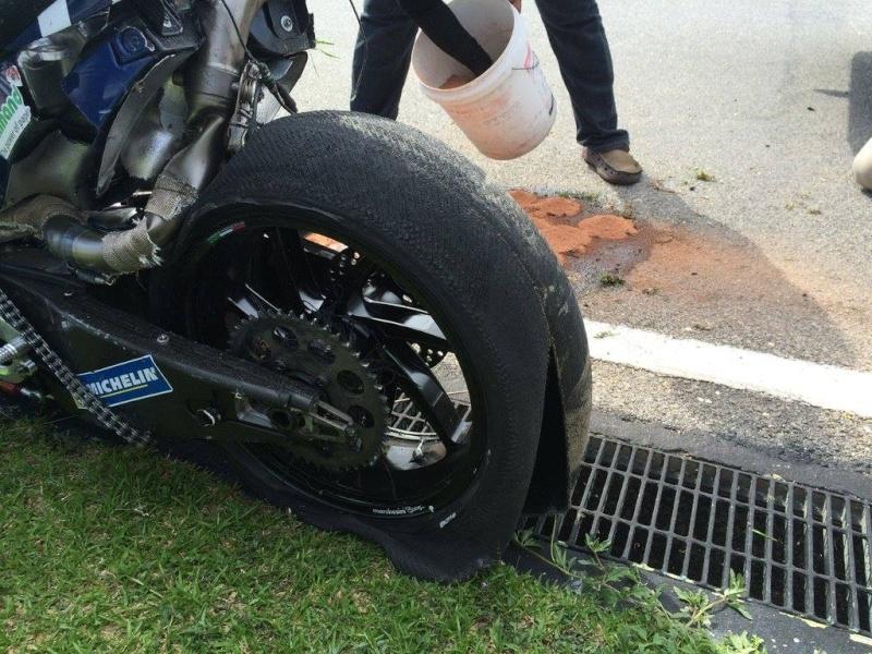 Test MotoGP Sepang 2016 Baz10