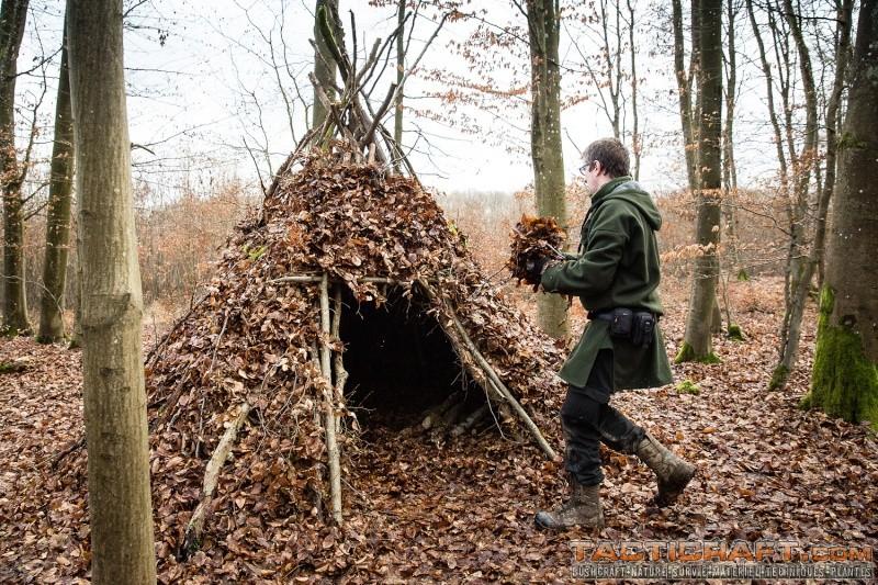 [Abri] Hutte de camp de base façon tchoum sibérien - Page 2 Tchoum10