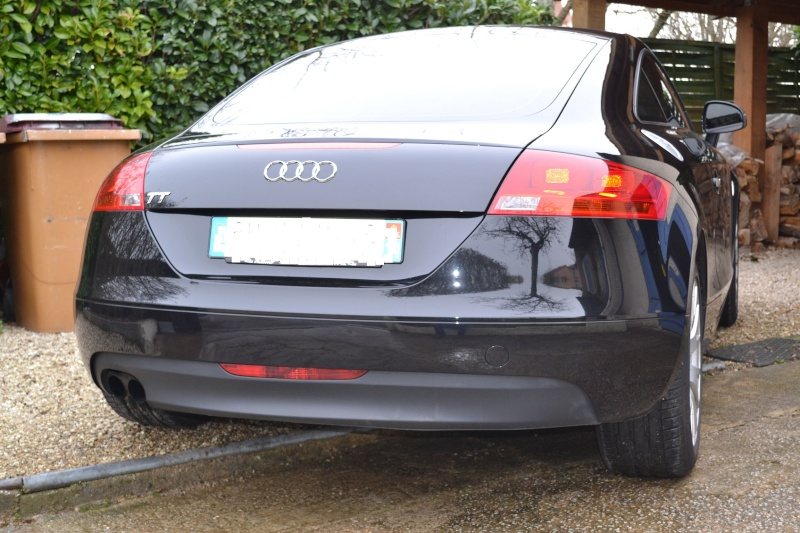 Audi TT 2.O l TFSI de 2007 Dsc_0416
