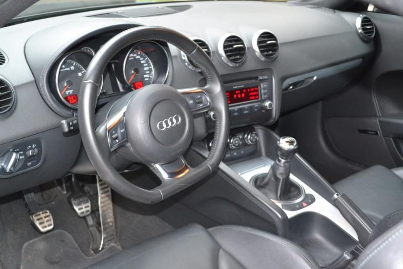 Audi TT 2.O l TFSI de 2007 Dsc_0417