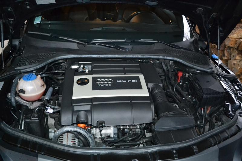 Audi TT 2.O l TFSI de 2007 Dsc_0420