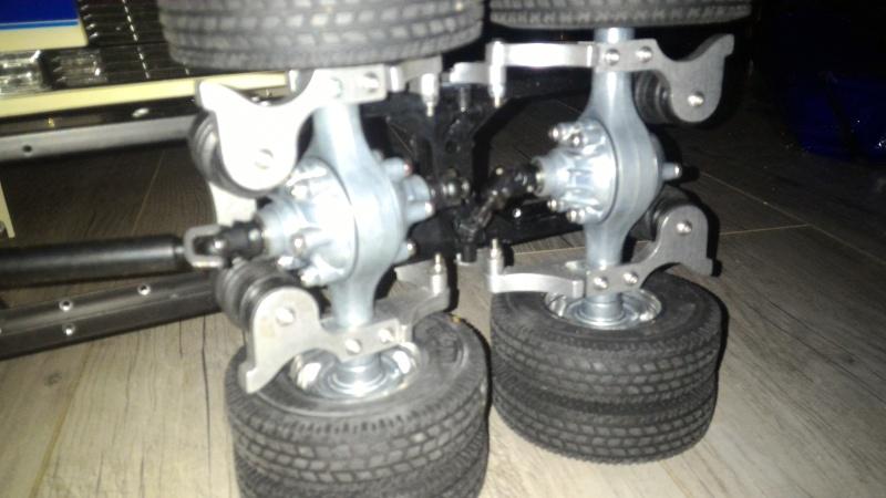 Tracteur cab over de tire.. P_201618