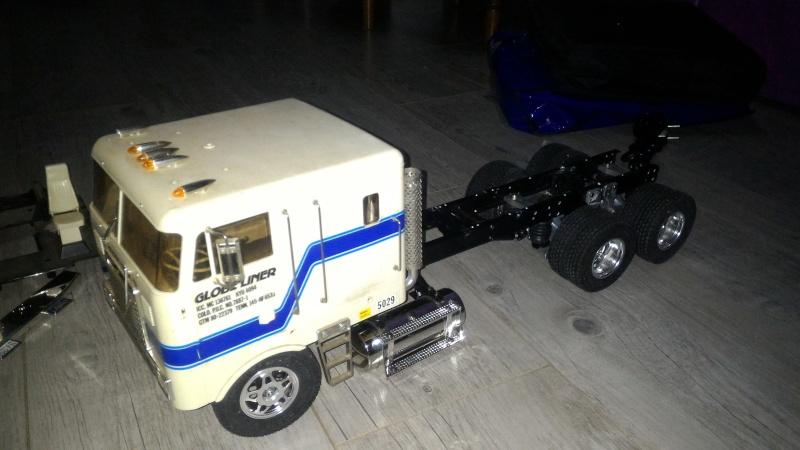 Tracteur cab over de tire.. P_201619