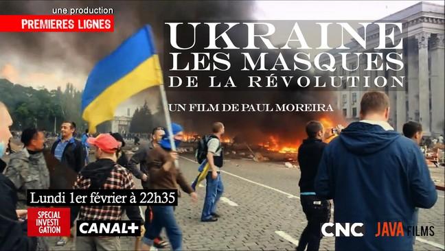 """Youtube censure """"Ukraine : les masques de la révolution"""" Screen36"""
