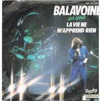 Pochettes de disc de Daniel Balavoine Db_210