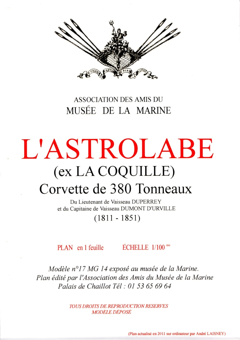 Restauration  corvette Astrolabe ex la Coquille 0000111