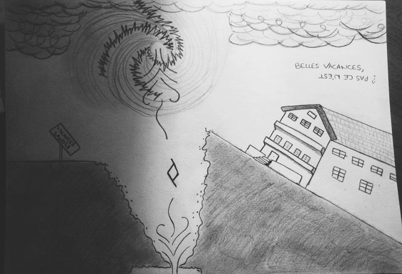 [ Dessins ] Dead landes, petit dessin 12651112