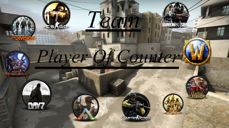 Team Player Of Counter Multigaming