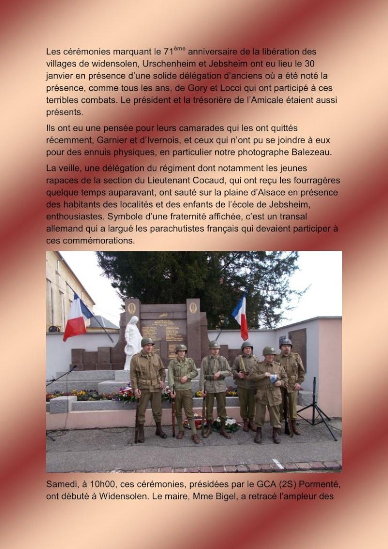 Jebsheim : 60 parachustistes du 1er RCP commémorent la libération de la Poche de Colmar Jebshe10