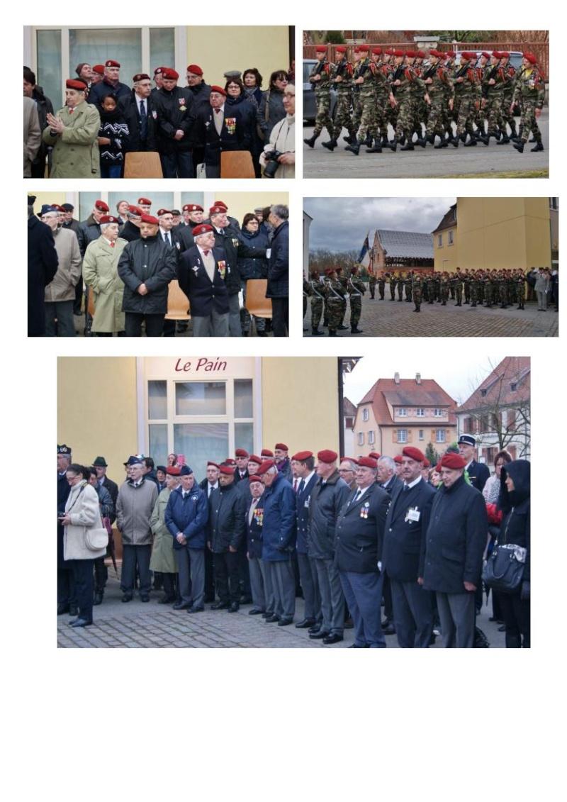 Jebsheim : 60 parachustistes du 1er RCP commémorent la libération de la Poche de Colmar Jebshe21