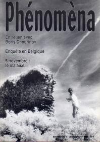 Phénoména magazine: n°9 et 44 P01-1010