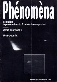 Phénoména magazine: n°9 et 44 P02-1011