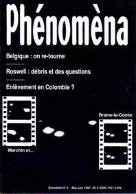 Phénoména magazine: n°9 et 44 P03-1010