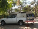 Mitsubishi Colt 4x4, fully kitted with Blinkgat Products camper/canopy - in South Africa 2-e81511