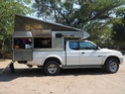 Mitsubishi Colt 4x4, fully kitted with Blinkgat Products camper/canopy - in South Africa 4-e81510