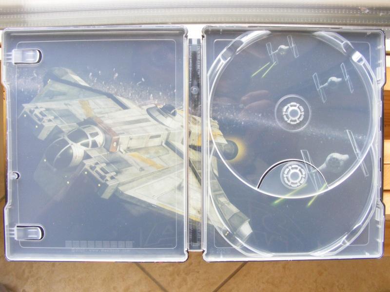 Star Wars Rebels DVD et Blu Ray. News, Infos. Dscf8016