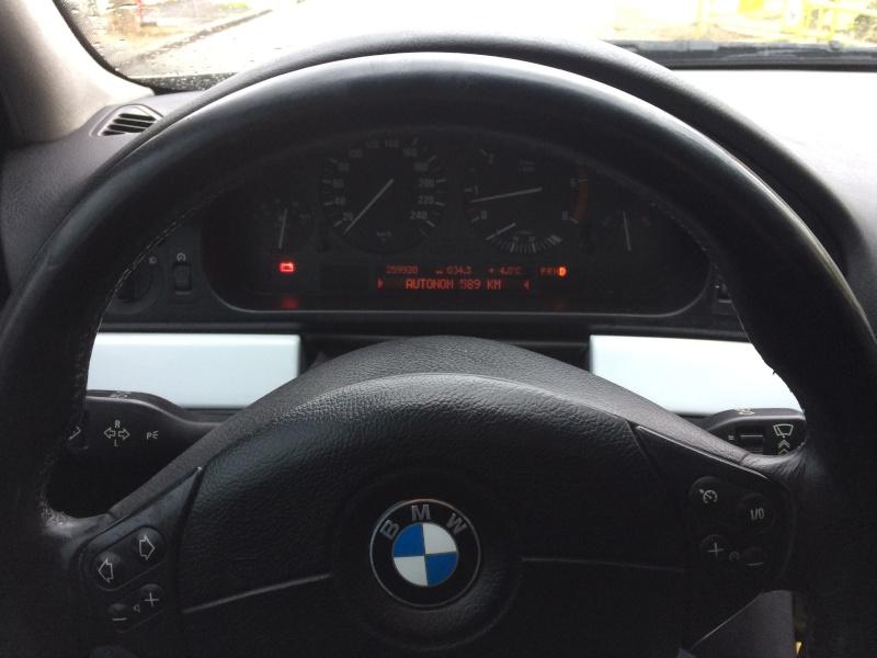 [ BMW E39 530DA M57 an 2000 ]   voyant batterie clignote, alternateur ? (Résolu ) Img_4010