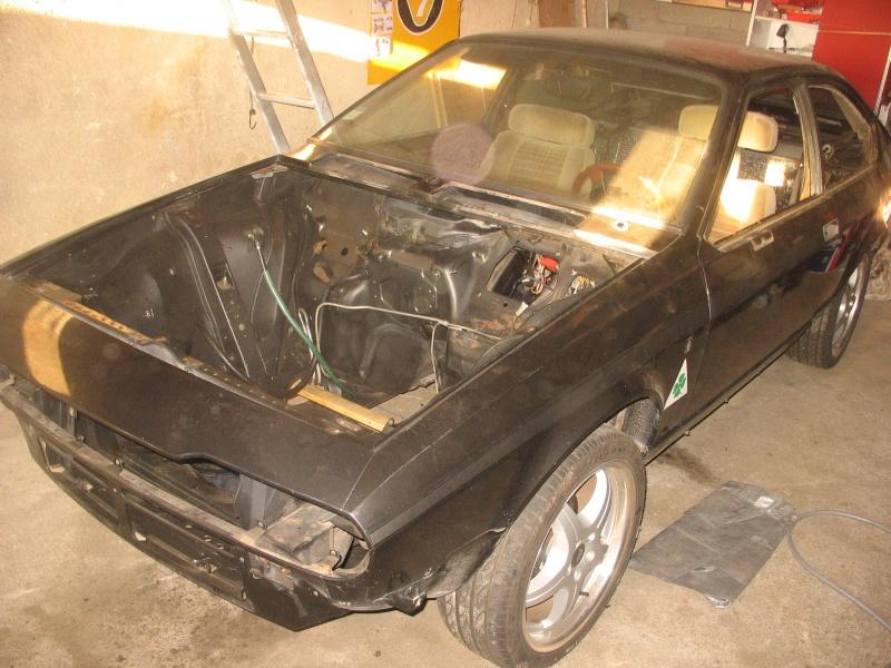 Restauration GTV6 de 1983... Caisse12
