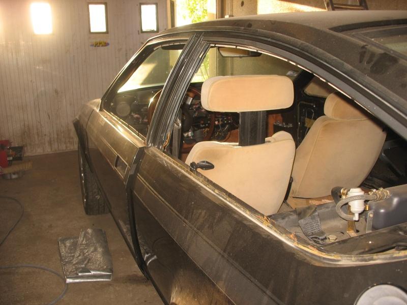 Restauration GTV6 de 1983... Caisse13
