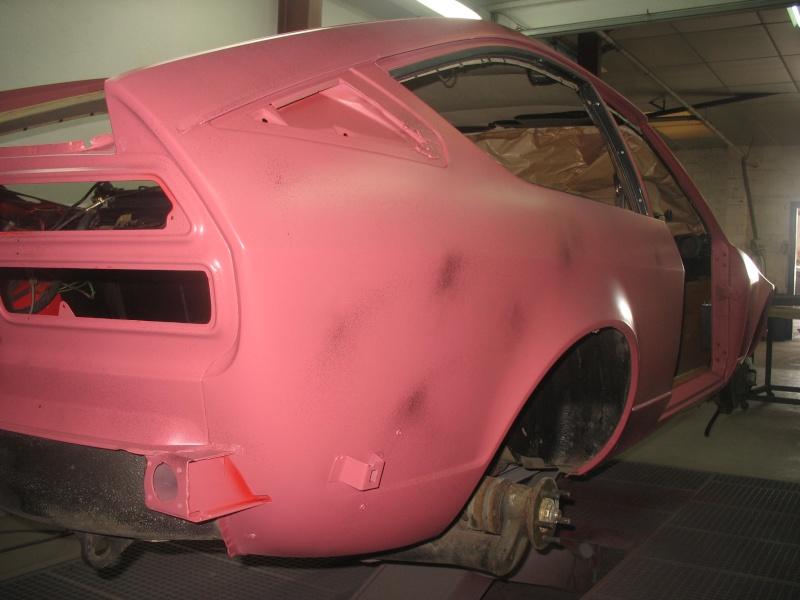 Restauration GTV6 de 1983... Carros12