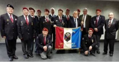 UNION NATIONALE DES PARACHUTISTES La section Marcel Bigeard 571  Unp_bi10