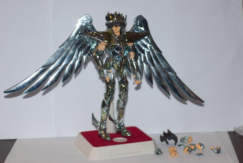 Vendo Myth: Pegasus Divine - Sirio Divine - Kraken - Sea Horse Dsc_3210