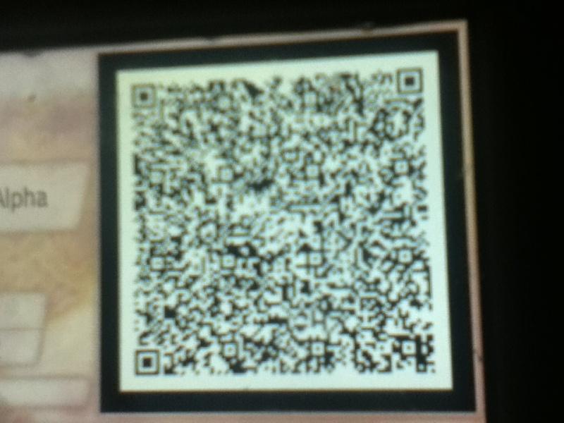Pokémon ROSA : Postez votre QR code !  Image37