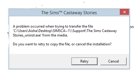Direct X Sims Castaway Stories. Captur10