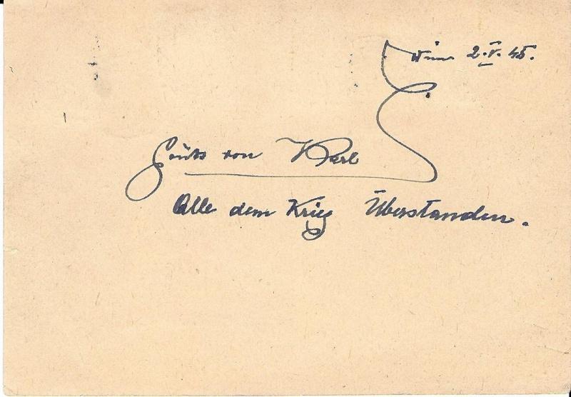 Briefmarken - I. Wiener Aushilfsausgabe, erste Ausgabe K1024_13