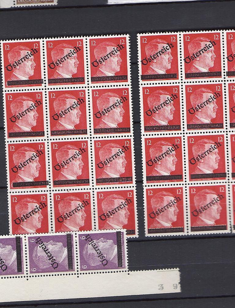 Briefmarken - I. Wiener Aushilfsausgabe, erste Ausgabe K1024_20
