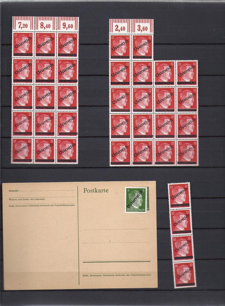 Briefmarken - I. Wiener Aushilfsausgabe, erste Ausgabe K1024_22