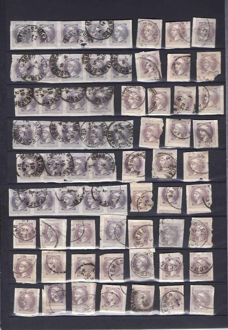 DIE ZEITUNGSMARKEN AUSGABE 1867 Scanne11