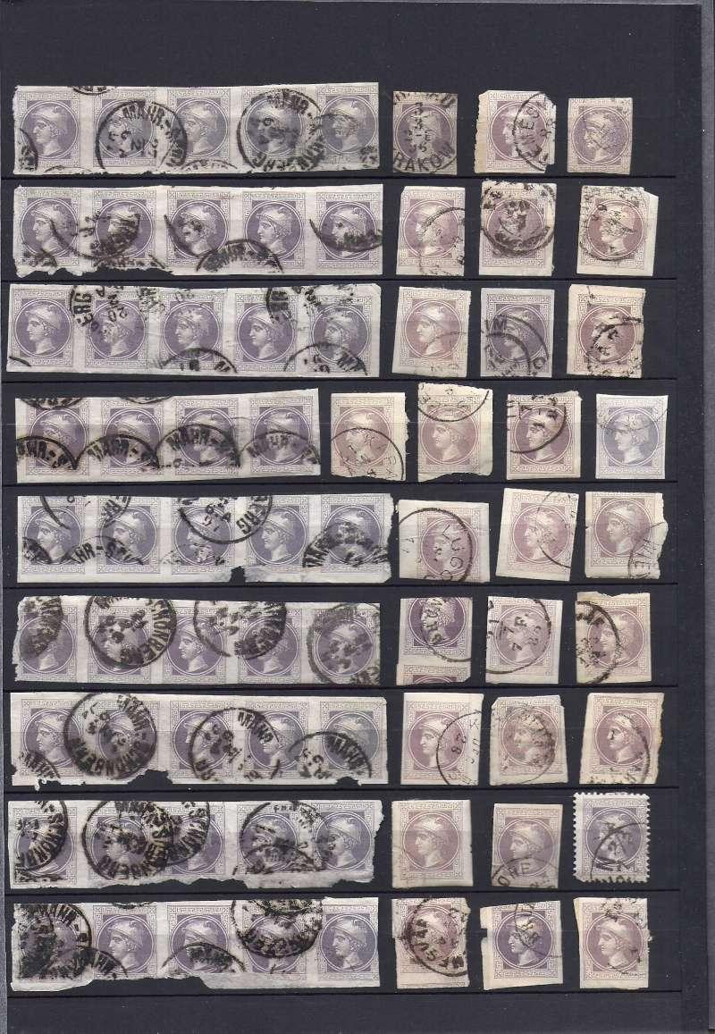 DIE ZEITUNGSMARKEN AUSGABE 1867 Scanne12