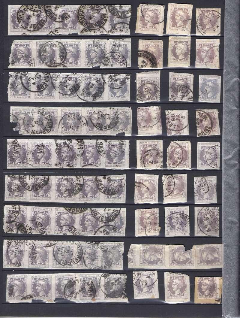 DIE ZEITUNGSMARKEN AUSGABE 1867 Scanne13