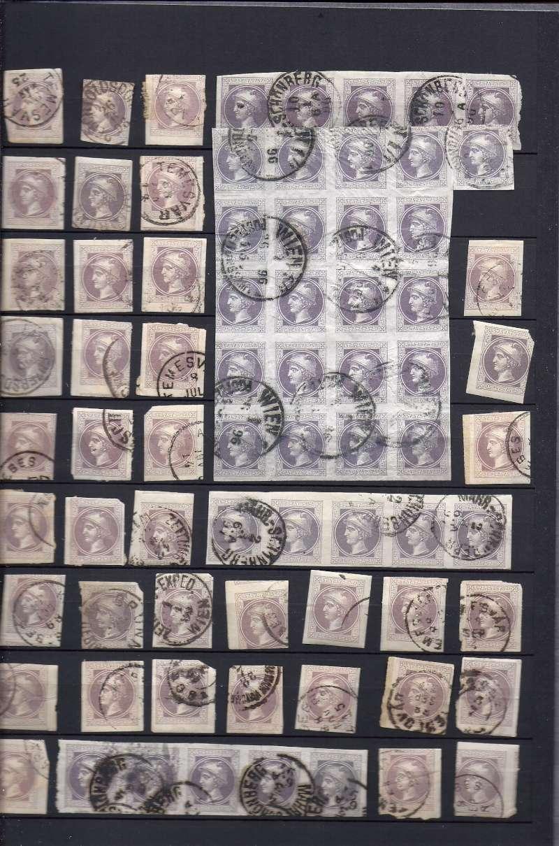DIE ZEITUNGSMARKEN AUSGABE 1867 Scanne14