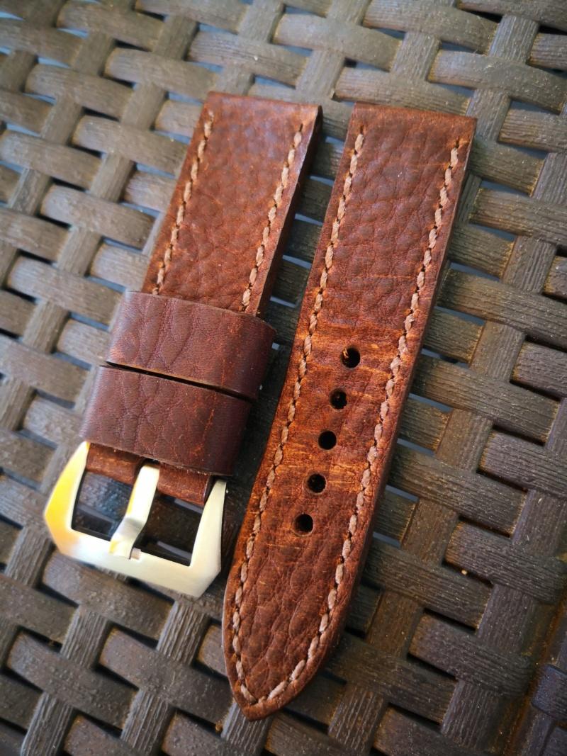 panerai - [VENDU] Strap Panerai Vintager strap - Micah Dirrksen, 24mm, neuf Img_2233