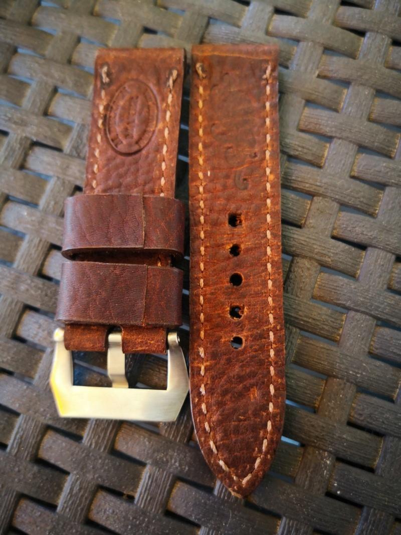panerai - [VENDU] Strap Panerai Vintager strap - Micah Dirrksen, 24mm, neuf Img_2234