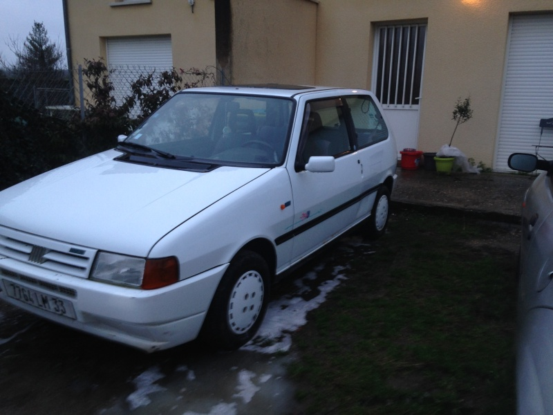 projet fiat uno 45ie swap 1.3 turbo ie Img_2311