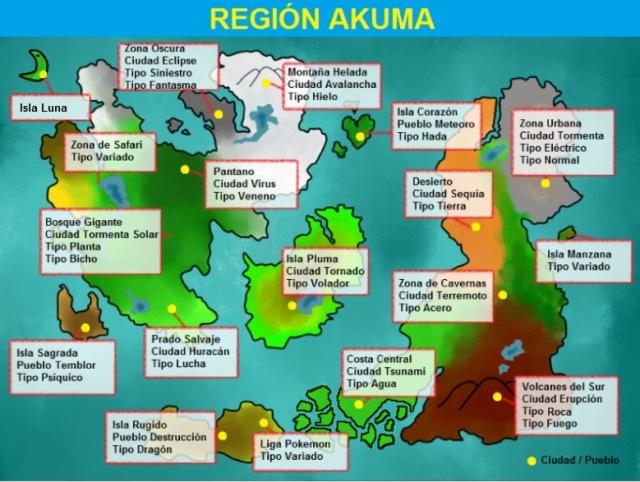 Geografía de Akuma 2lxa0c10