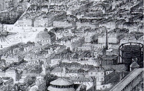 1921 - Incendie au Havre, Millerand ...  Dytail10