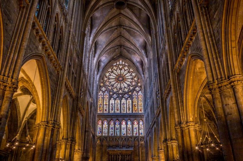 Cathédrale de Metz 22122010
